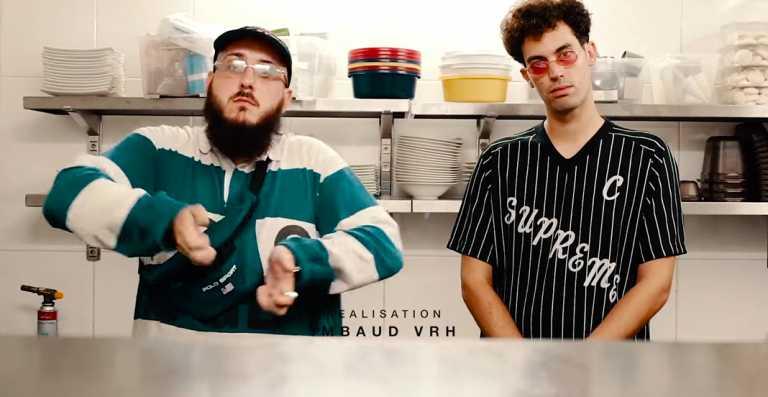 Caballero & JeanJass – Chef