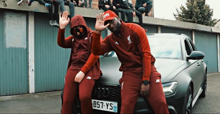 LRK feat Kalash Criminel – Red