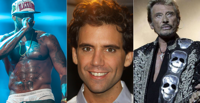 Mika compare Booba à Johnny Hallyday ! (Vidéo)