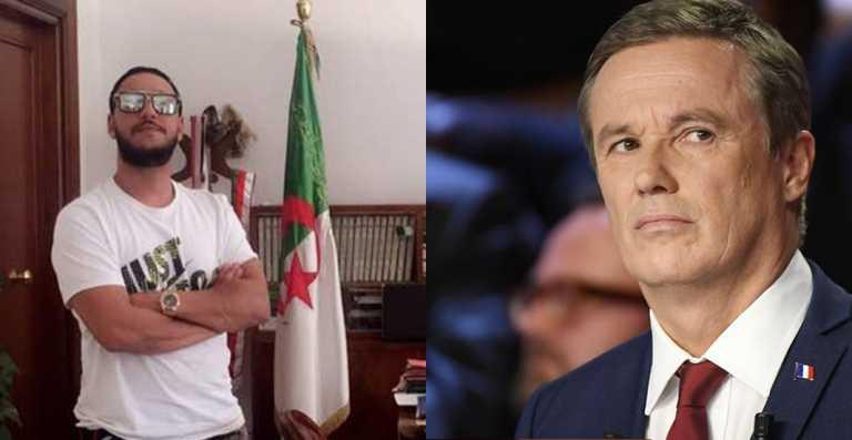 Lacrim répond violemment à un député qui critique la célébration algérienne !