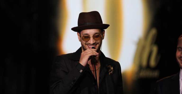 Soolking élu meilleur artiste international au Liban !