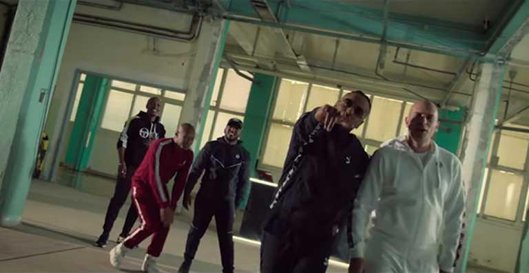 IAM feat Psy4 de la rime – Self made men