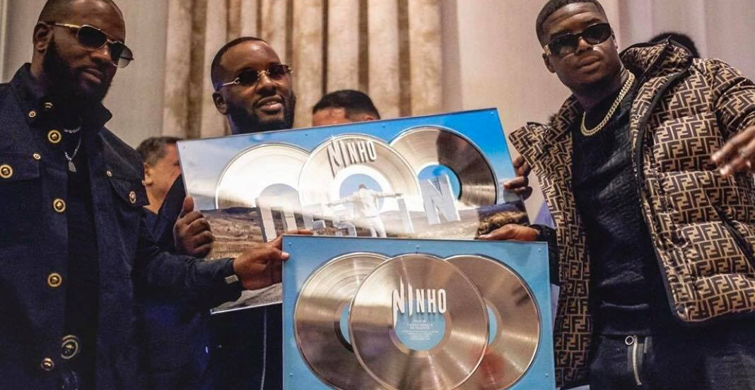 C Est Fait Tous Les Titres De L Album Destin De Ninho Sont Certifies