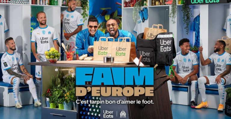 Alonzo feat L'Algérino & Uber Eats – Faim d'Europe