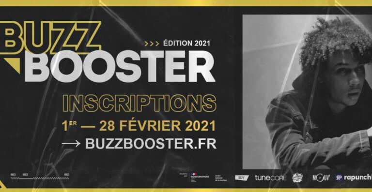 Tu es un rappeur ? Viens t'inscrire aux Buzz Booster qui sont sur le point de se clôturer !