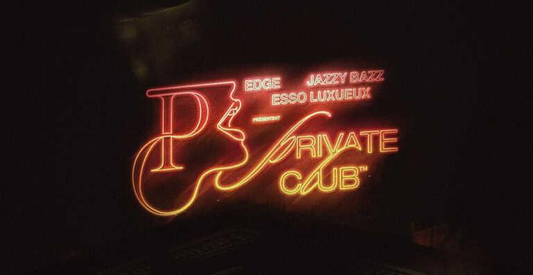 [Dossier] Jazzy Bazz, Edge et Esso Luxueux nous invitent au Private Club !