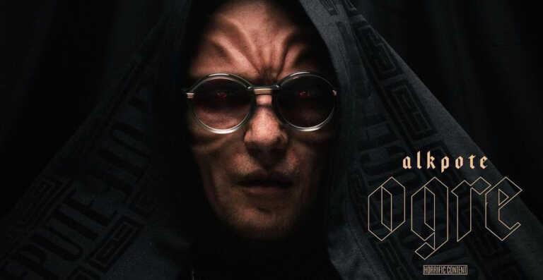 Alkpote annonce la sortie de son nouvel album «Ogre» pour cet été ! (Photo)