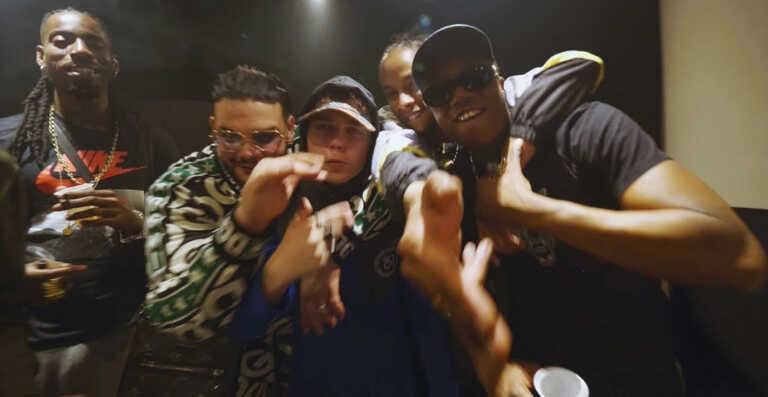 Tiitof feat Cheu-b, Zeguerre, Kanoé & Sadek – Bad Boy (Remix)