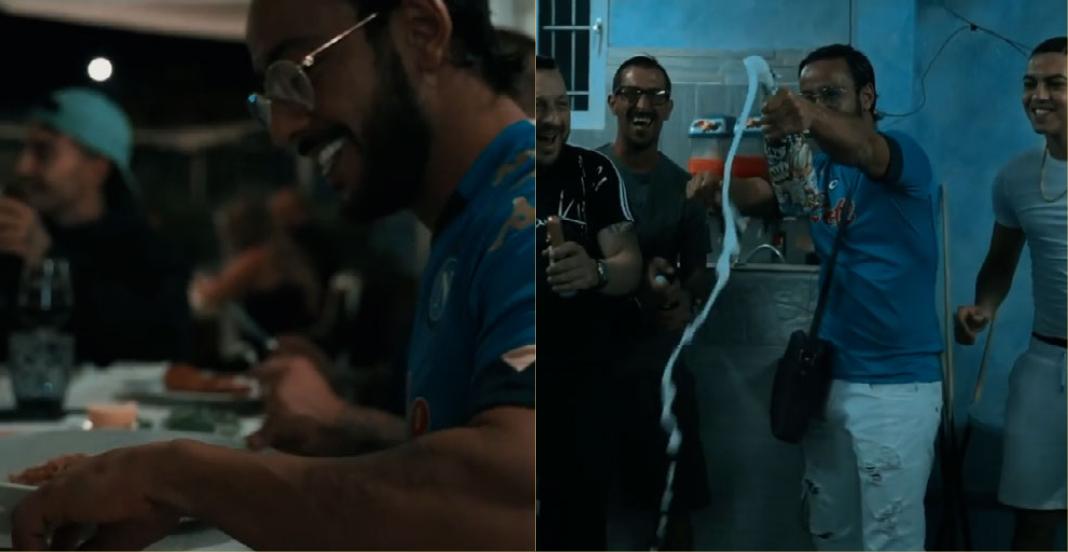 """Lacrim tourne son dernier clip au cœur du quartier de """"Gomorra"""" ! (Vidéo)"""