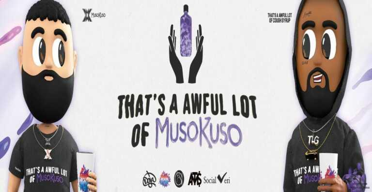 MUSO KUSO: la marque qui allie rap et mode !!